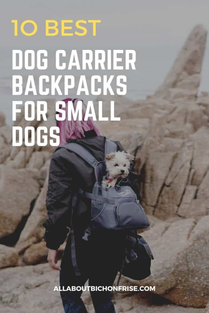 Dog Carrier Backpacks For Small Dogs